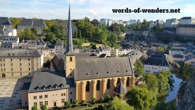 words wonders abbaye neumunster