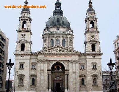 words wonders basilica san esteban
