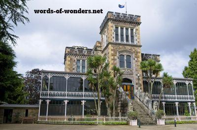 words wonders castelo larnach