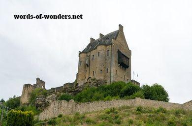words wonders chateau larochette