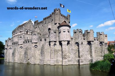 Words of wonders gravensteen