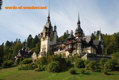 words wonders castelo peles