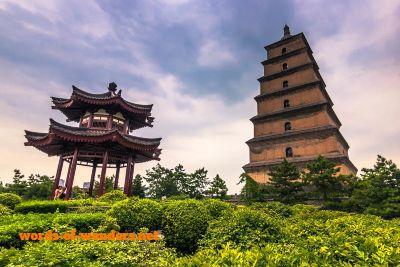 words wonders pagode geante
