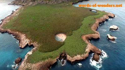 words wonders parque nacional das ilhas marietas