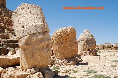 words wonders gora nemrut