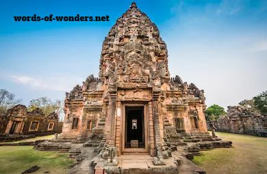 wodrs wonders phnom rung