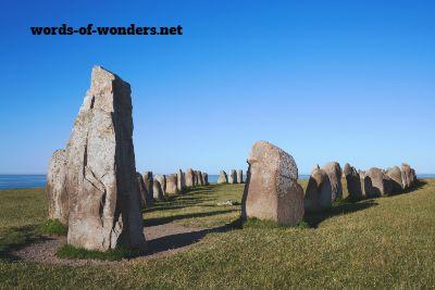 words wonders pierres d'ale