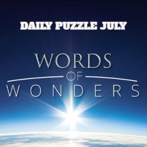 wow daily puzzle july