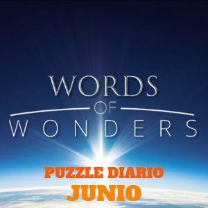 puzzle diario junio