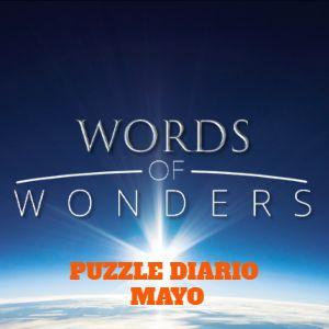 wow puzle diario mayo
