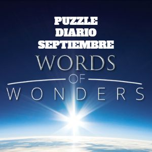 puzzle diario septiembre
