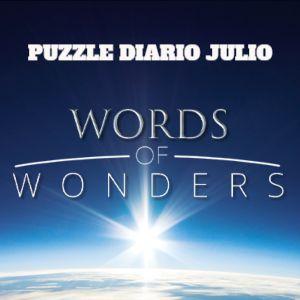 puzzle diario julio